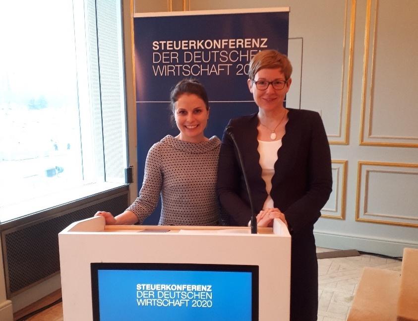 Steuerkonferenz der Deutschen Wirtschaft 2020